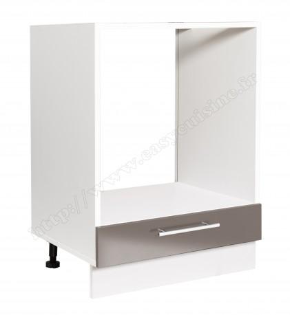 Elément bas blanc | 80cm 1