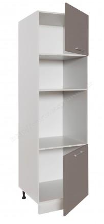 meuble colonne four et micro onde 60cm pas cher easy cuisine. Black Bedroom Furniture Sets. Home Design Ideas