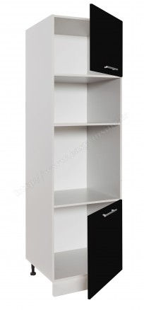 meuble colonne four et micro onde 60cm pas cher easy cuisine. Black Bedroom Furniture Sets. Home Design Ideas