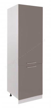 Meuble colonne cuisine frigo encastr 60 cm pas cher - Meuble colonne cuisine 60 cm ...