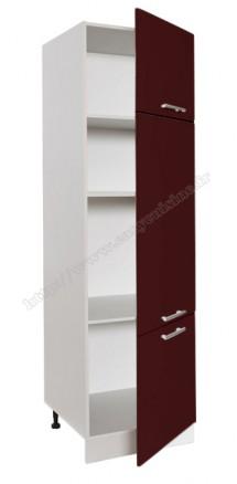 meuble colonne rangement cuisine 60cm pas cher easy cuisine. Black Bedroom Furniture Sets. Home Design Ideas